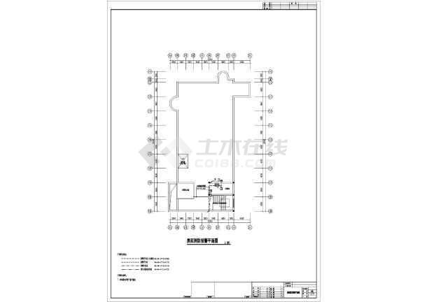 六层酒店改造工程电气施工图纸-图2
