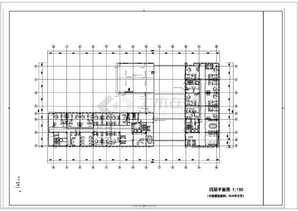 [上海]多功能办公楼给排水施工图-图2