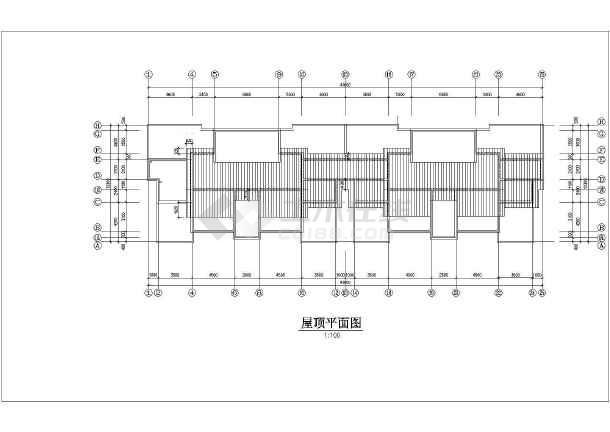 碧海花园建筑方案设计图-图1