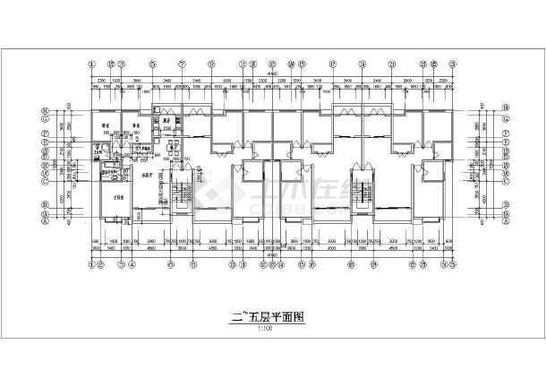 碧海花园建筑方案设计图-图2