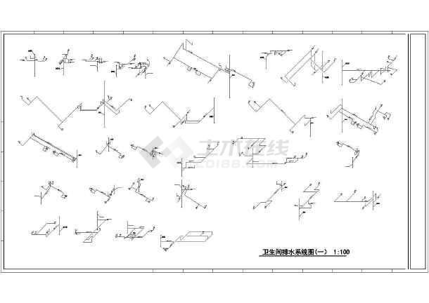 [四川]知名酒店扩建工程给排施工图-图2