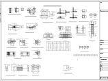 钢框架结构厂区供热锅炉房结构施工图图片3