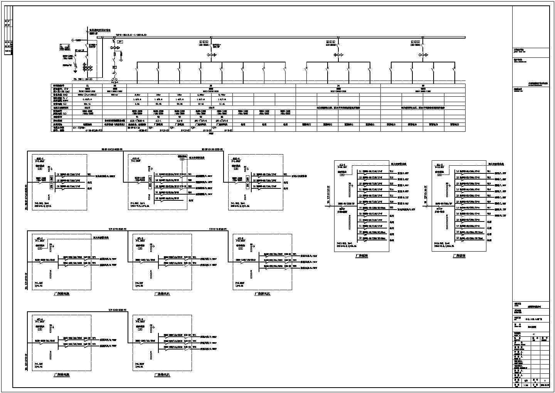 [葫芦岛]成片厂房电气施工图纸图片2