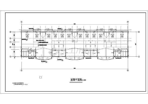 某小区多层住宅套图-图2