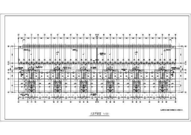 某小区住宅楼施工方案设计图-图3