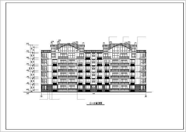 某地异型柱结构建筑施工方案(共13张)-图1