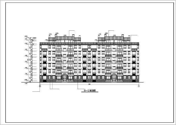 某地异型柱结构建筑施工方案(共13张)-图2