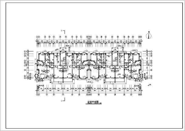 某地异型柱结构建筑施工方案(共13张)-图3