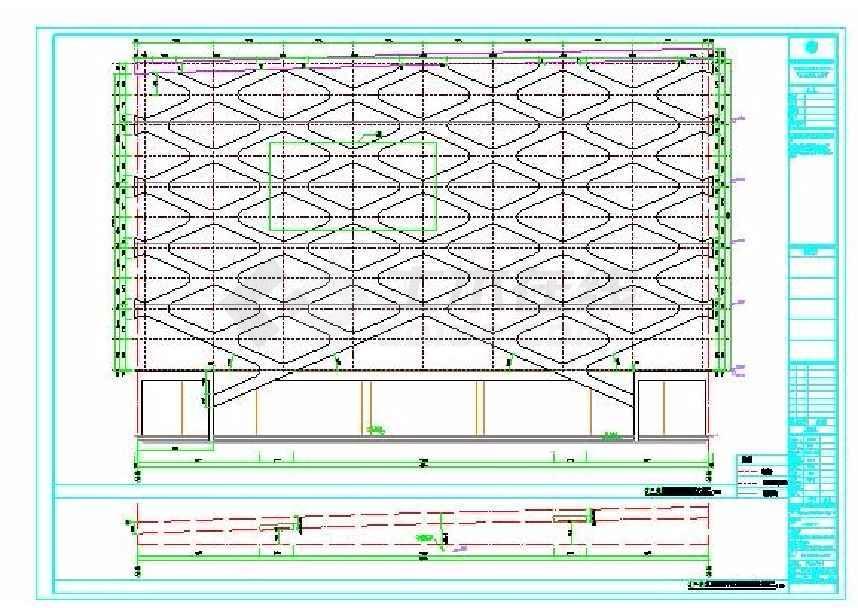 某地国际商贸皮革城建筑施工图(带节能说设计及说明)-图2