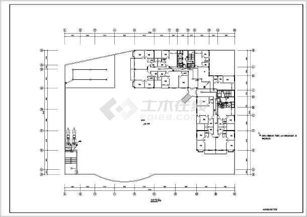 一类高层住宅消防电气施工图纸-图2