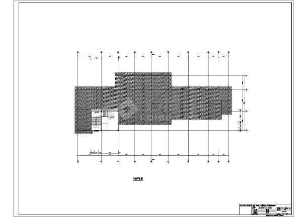 宁海温泉度假别墅建筑设计图-图2