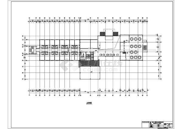 宁海温泉度假别墅建筑设计图-图3