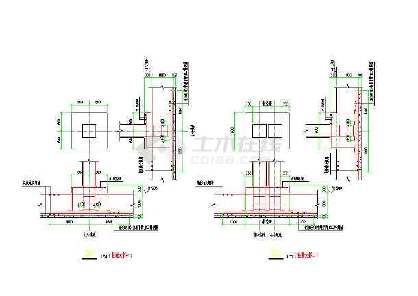 结构细位部件详图大样图,非常全的-图2