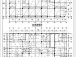 某框混结构私宅CAD布置图图片1