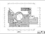 文化博物馆地板辐射采暖系统设计施工图图片1