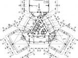 高层办公楼舒适性空调系统设计施工图图片1