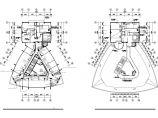 高层办公楼舒适性空调系统设计施工图图片2