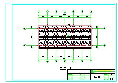 屋面防水改造钢木屋架设计图图片3