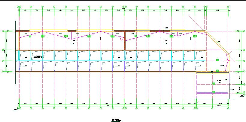 2层S2#沿街商铺建筑水暖电设计施工图图片2