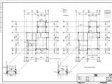 东莞某别墅结构设计图(含造价指标)图片3