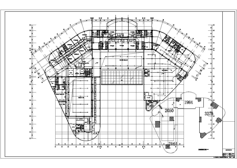 【贵州】二十二层五星级酒店电气设计施工图纸图片3