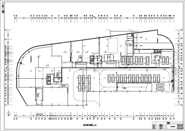 某31167.15�O十三层家居综合批发市场建筑给排水图纸图片3