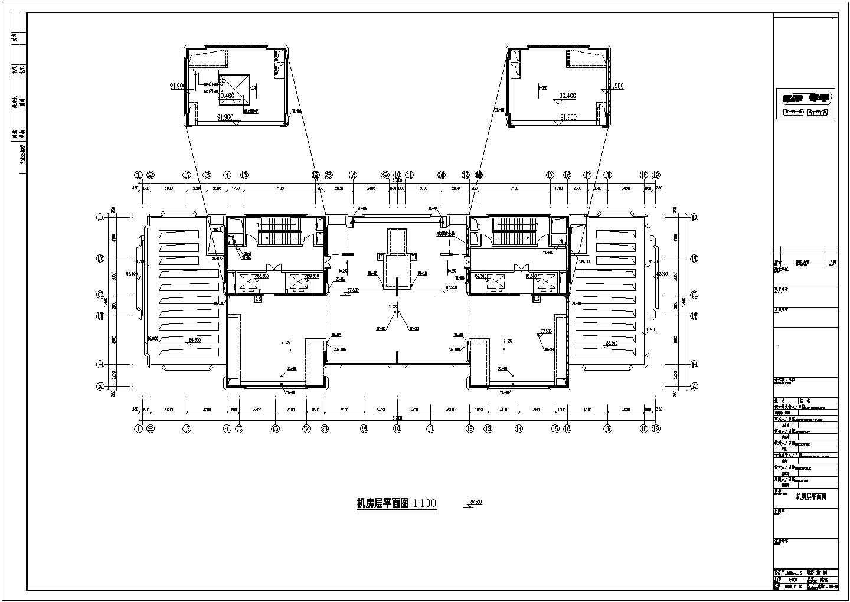[浙江]27层儿童公园及周边建筑给排水图纸图片2