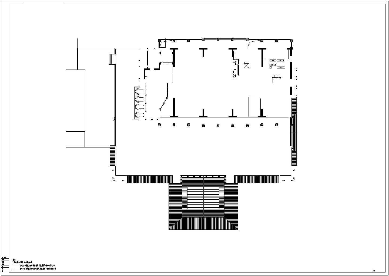 [云南]38654.9�O地上二十五层五星级酒店电气全套施工图纸(地下2层)图片1