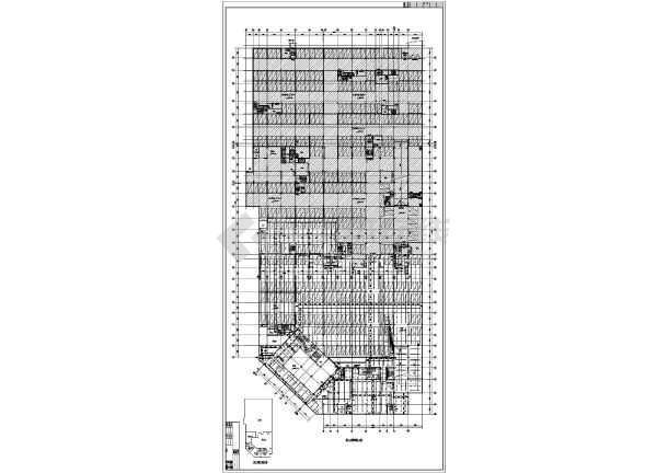 [安徽]1.6万平米I类地下车库给排水施工图-图二