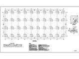成都某地上两层钢框架结构施工图(7度抗震,独立基础)图片1