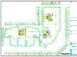 [郑州]20277.09�O二类高层住宅楼强弱电系统全套施工图纸(17层)图片2