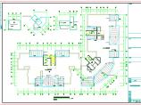 [郑州]20277.09�O二类高层住宅楼强弱电系统全套施工图纸(17层)图片3
