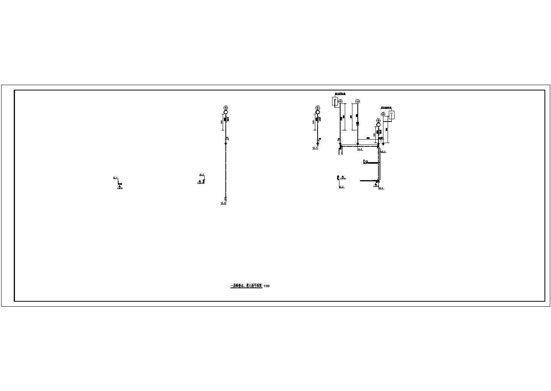 [辽宁]多层办公楼给排水施工图(甲级设计院)图片2