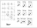 [安徽]地上两层框架结构商业楼结构图(7度抗震,高8.6米)图片2