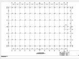 苏州某三层钢管桁架框架结构设计图(6度抗震,独立基础)图片2