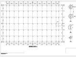 苏州某三层钢管桁架框架结构设计图(6度抗震,独立基础)图片3