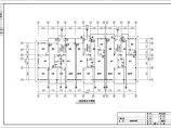 四层集中住宅楼地板辐射采暖系统设计施工图(含给排水设计)图片1