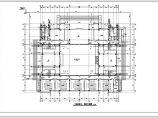[安徽]11683.77�O六层职教中心教学综合楼及附属建筑给排水消防施工图图片1