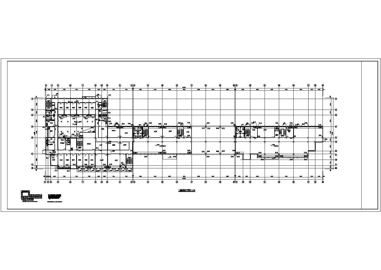 [山东]多层办公楼给排水消防施工图(太阳能系统)图片1