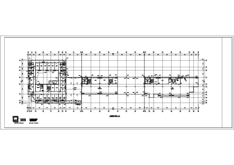 [山东]多层办公楼给排水消防施工图(太阳能系统)图片3