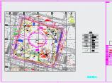 [重庆]90705.43�O二十六层住宅小区给排水施工图纸图片1