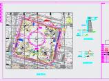 [重庆]90705.43�O二十六层住宅小区给排水施工图纸图片3