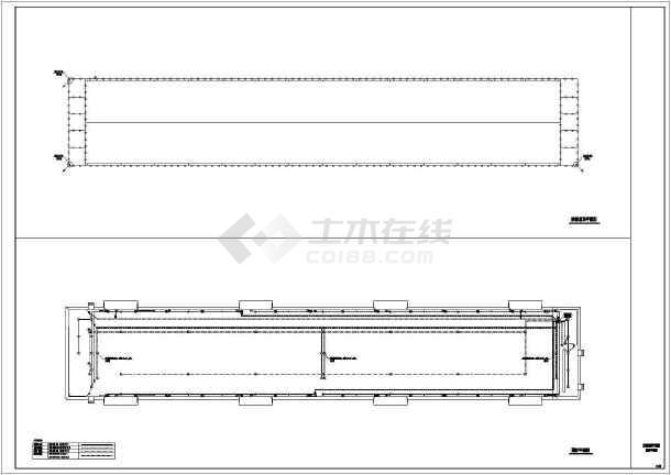 [安徽]科技创业孵化园电气施工图(新规范)-图一