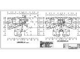 信阳某9940�O十八层住宅楼电气施工图纸(二类高层住宅楼)图片2