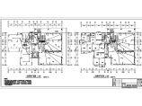 信阳某9940�O十八层住宅楼电气施工图纸(二类高层住宅楼)图片3