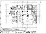 某局17层办公楼室内装修强电消防报警施工图图片1
