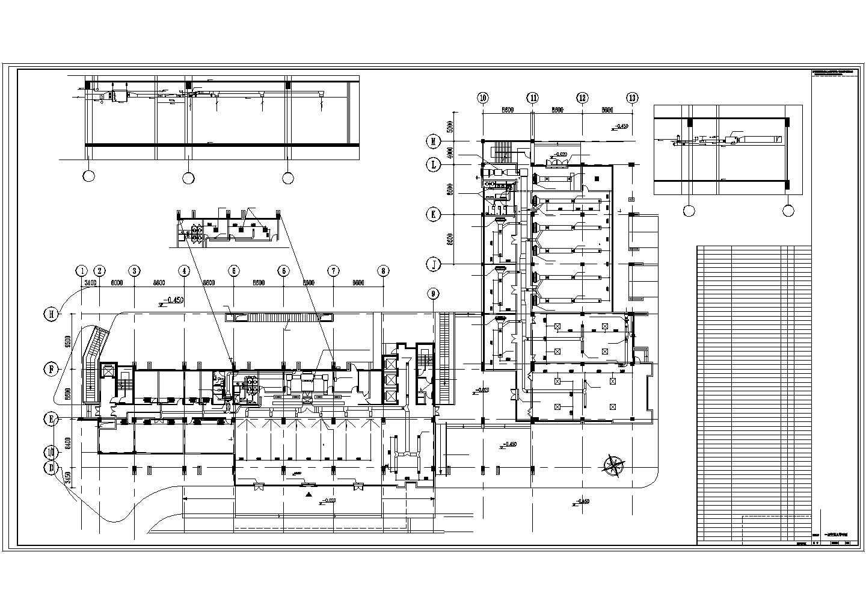 11层综合办公楼空调通风设计图全套图片3