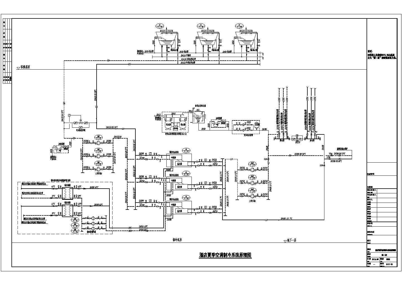 [新疆]103452�O二十三层酒店办公建筑暖通空调全套设计施工图纸(游泳池、冷热源机房、空调自控)图片1