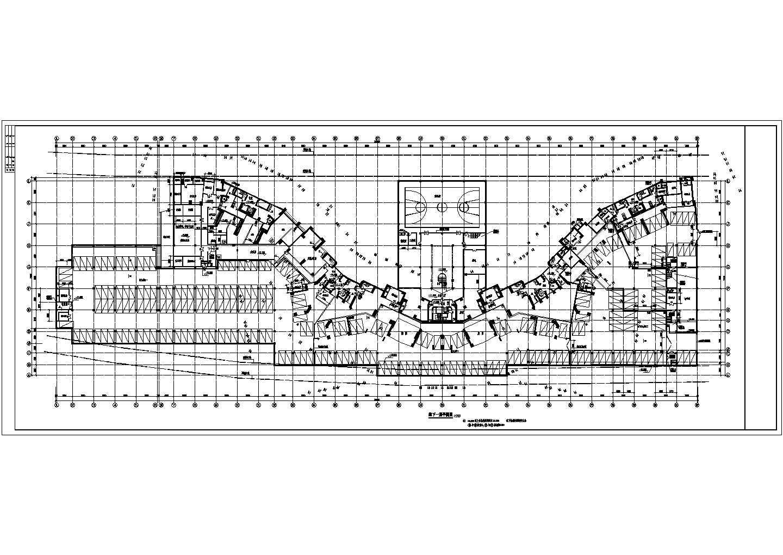 33层商业住宅建筑空调通风及防排烟施工图(VRV变频空调系统含人防设计)图片2