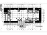 [河南]29175�O多层办公楼空调通风排烟系统设计施工图(含冷冻机房)图片3
